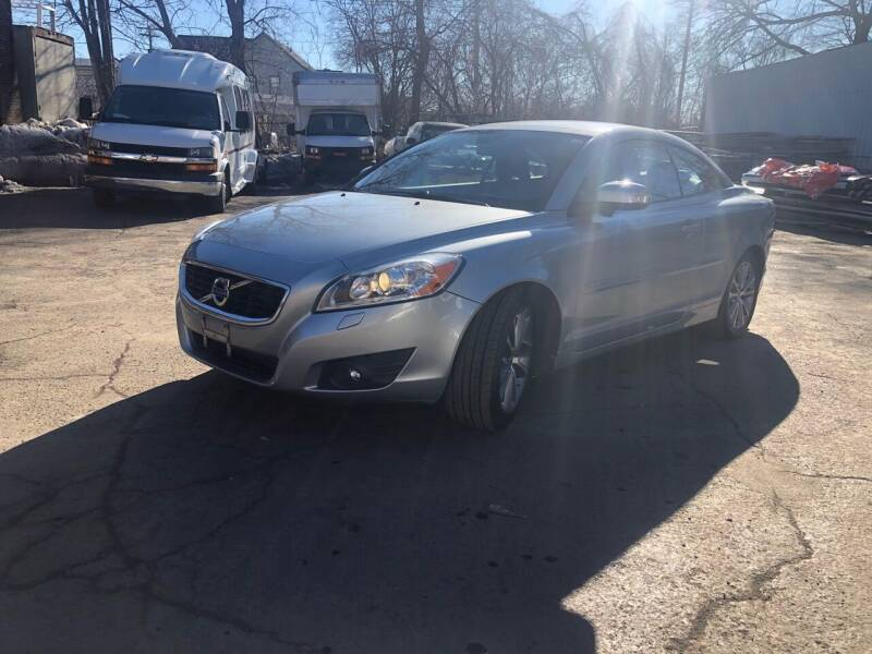 2011 Volvo C70 for sale at Affordable Cars in Kingston NY