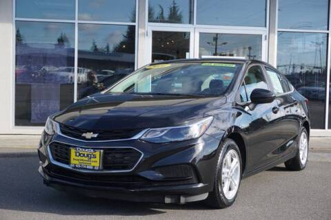 2016 Chevrolet Cruze for sale at Jeremy Sells Hyundai in Edmunds WA