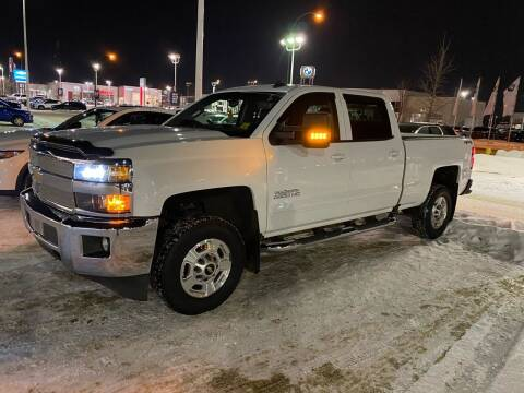 2017 Chevrolet Silverado 2500HD for sale at Canuck Truck in Magrath AB