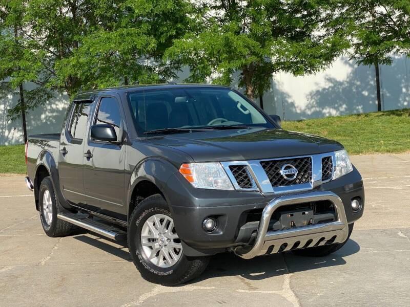 2015 Nissan Frontier for sale at MILANA MOTORS in Omaha NE