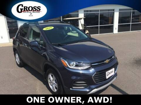 2018 Chevrolet Trax for sale at Gross Motors of Marshfield in Marshfield WI