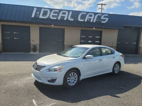 2015 Nissan Altima for sale at I-Deal Cars in Harrisburg PA