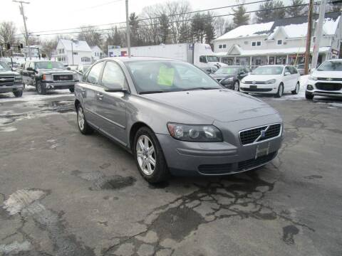 2006 Volvo S40 for sale at Route 12 Auto Sales in Leominster MA