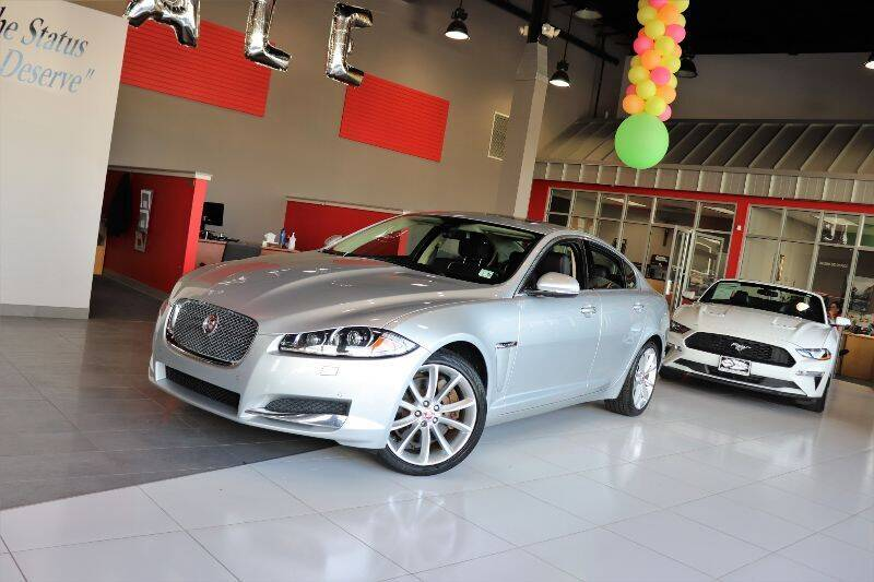 2015 Jaguar XF V6 Portfolio Heated Windshield Sunroof Navigation  - Springfield NJ