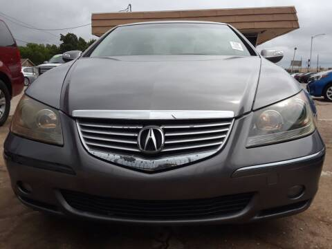 2008 Acura RL for sale at Auto Haus Imports in Grand Prairie TX