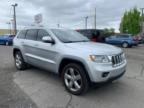 2011 Jeep Grand Cherokee for sale at Independent Auto Sales #2 in Spokane WA