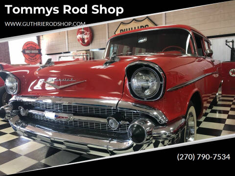 1957 Chevrolet Nomad for sale at Countryside Classics in Russellville KY