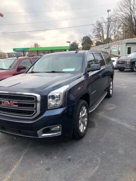 2017 GMC Yukon XL for sale at BRYANT AUTO SALES in Bryant AR