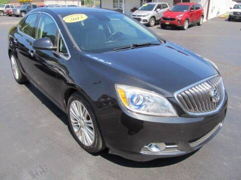 2013 Buick Verano for sale at Thompson Motors LLC in Attica NY