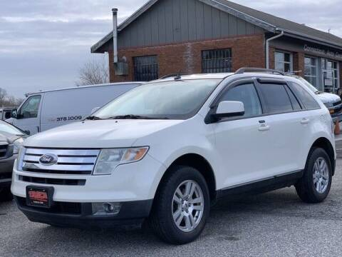 2008 Ford Edge for sale at CT Auto Center Sales in Milford CT