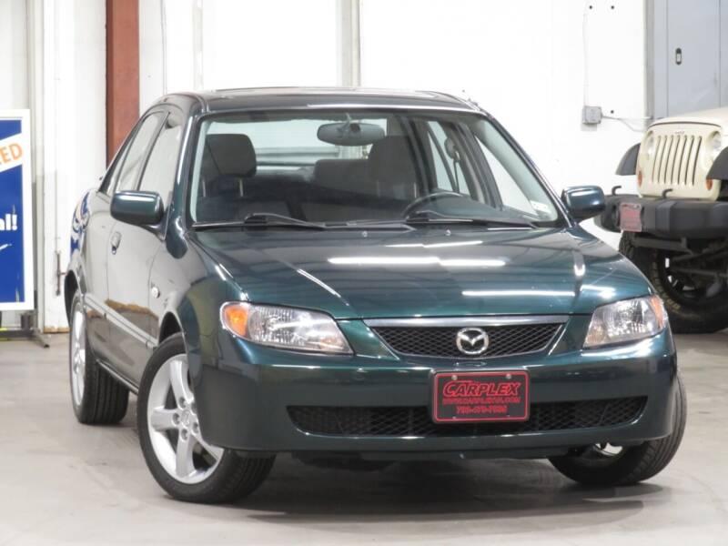 2003 Mazda Protege for sale at CarPlex in Manassas VA