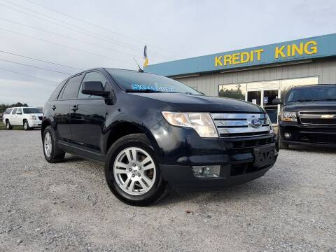 2008 Ford Edge for sale at Kredit King Autos in Montgomery AL