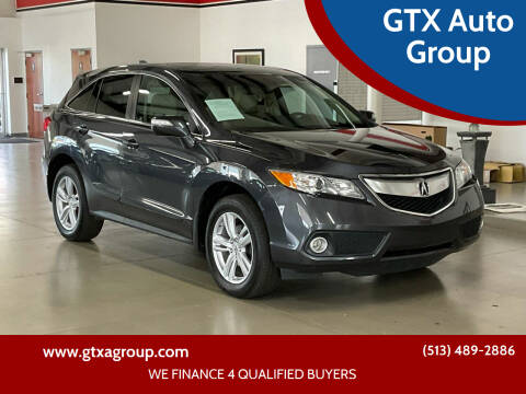 2013 Acura RDX for sale at GTX Auto Group in West Chester OH