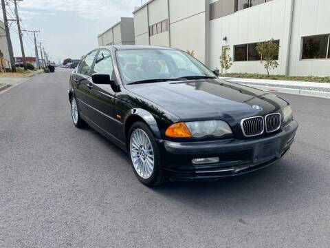 2001 BMW 3 Series for sale at Washington Auto Sales in Tacoma WA