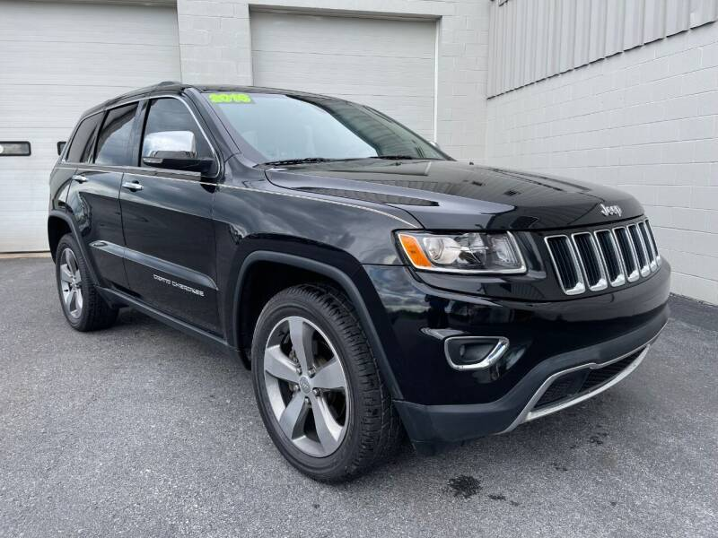 2016 Jeep Grand Cherokee for sale at Zimmerman's Automotive in Mechanicsburg PA