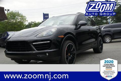 2014 Porsche Cayenne for sale at Zoom Auto Group in Parsippany NJ
