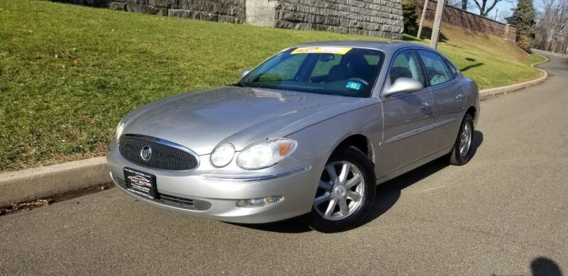 2007 Buick LaCrosse for sale at ENVY MOTORS LLC in Paterson NJ