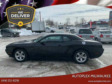 2013 Dodge Challenger for sale at Autoplex 2 in Milwaukee WI