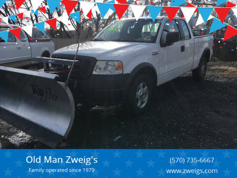 2008 Ford F-150 for sale at Old Man Zweig's in Plymouth Township PA