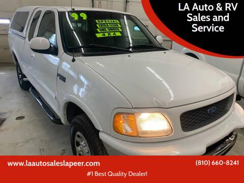 1997 Ford F-250 for sale at LA Auto & RV Sales and Service in Lapeer MI