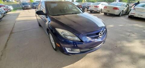 2009 Mazda MAZDA6 for sale at Divine Auto Sales LLC in Omaha NE