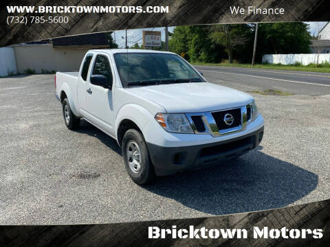 2012 Nissan Frontier for sale at Bricktown Motors in Brick NJ