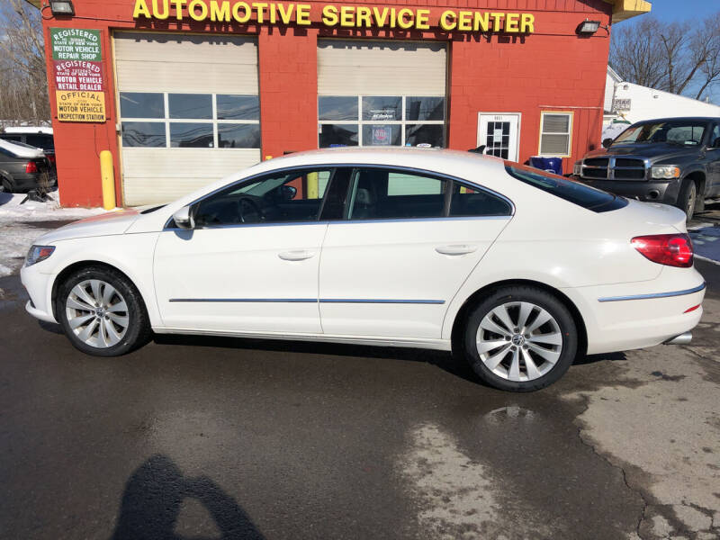 2011 Volkswagen CC for sale at ASC Auto Sales in Marcy NY