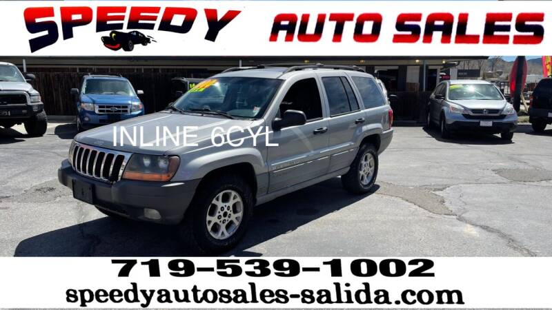 2000 Jeep Grand Cherokee for sale at SPEEDY AUTO SALES Inc in Salida CO