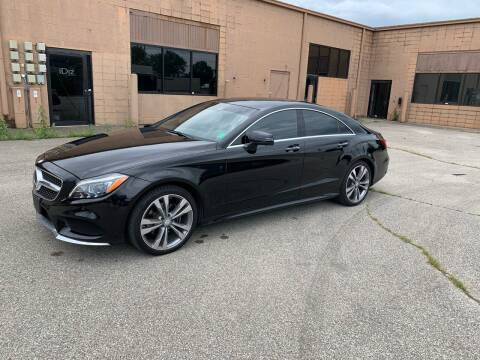 2015 Mercedes-Benz CLS for sale at Certified Auto Exchange in Indianapolis IN