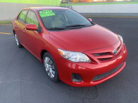 2012 Toyota Corolla for sale at South Shore Auto Mall in Whitman MA