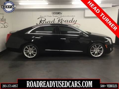 2014 Cadillac XTS for sale at Road Ready Used Cars in Ansonia CT