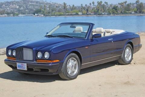 1997 Bentley Azure for sale at Precious Metals in San Diego CA
