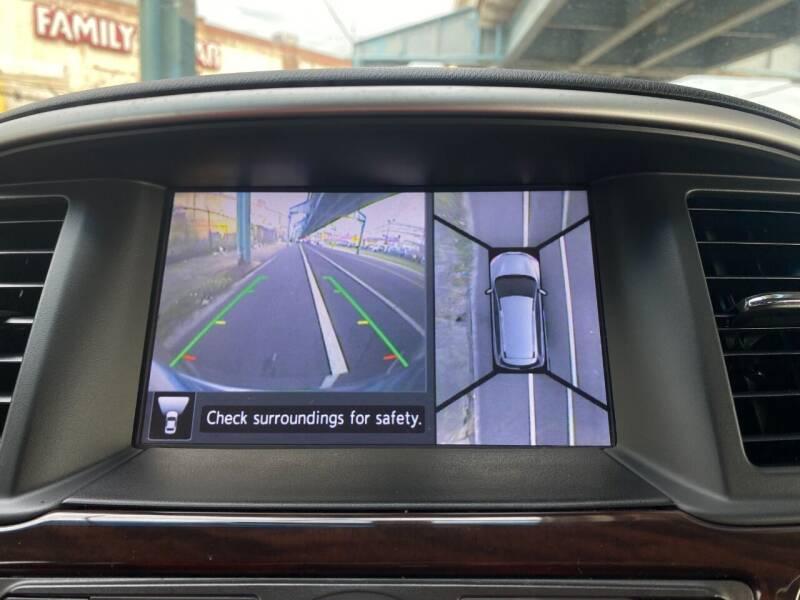 2015 Nissan Pathfinder 4x4 Platinum 4dr SUV - Philladelphia PA