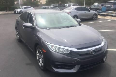 2016 Honda Civic for sale at Boktor Motors in Las Vegas NV
