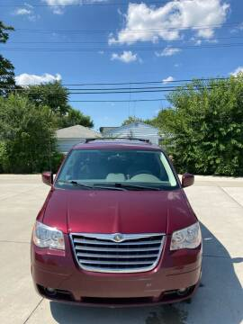2008 Chrysler Town and Country for sale at Suburban Auto Sales LLC in Madison Heights MI