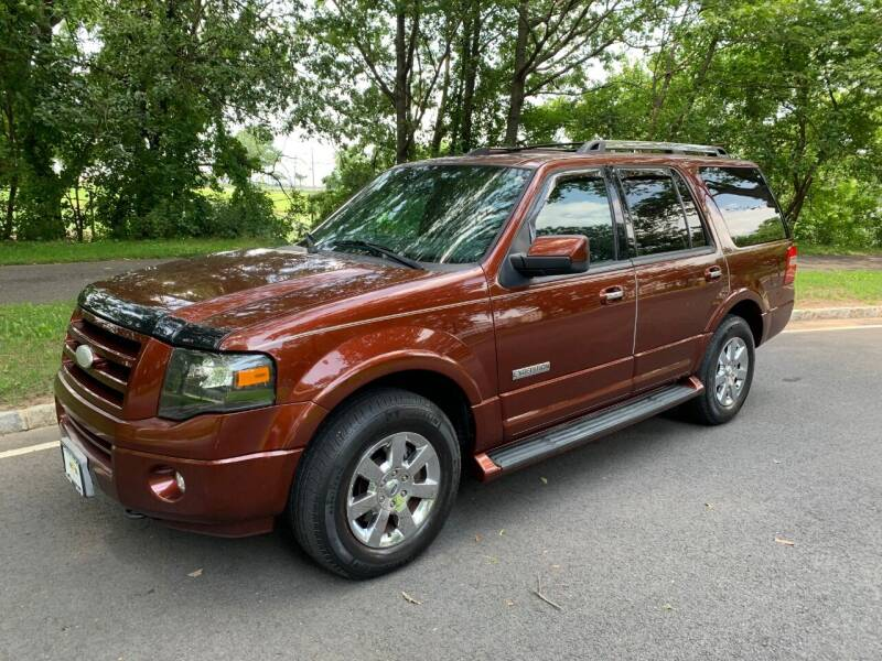 2007 Ford Expedition for sale at Crazy Cars Auto Sale in Jersey City NJ