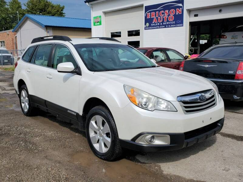 2012 Subaru Outback for sale at Ericson Auto in Ankeny IA