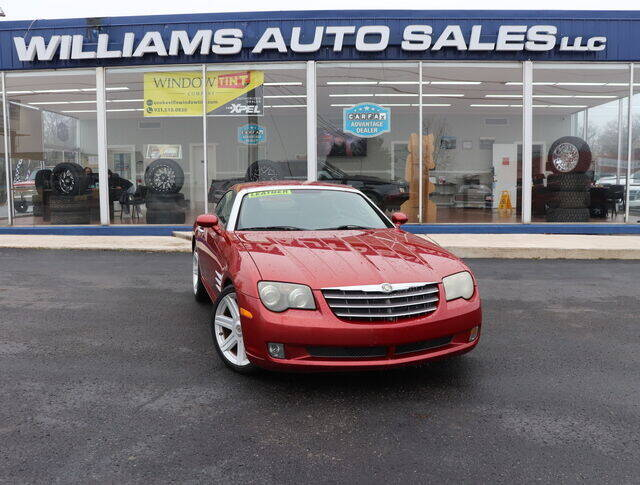 2004 Chrysler Crossfire for sale at Williams Auto Sales, LLC in Cookeville TN