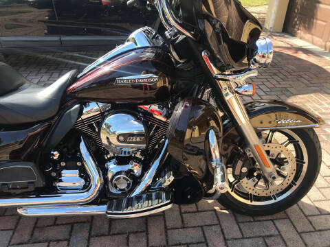 2014 Harley-Davidson FLHTCU103 for sale at FIRST FLORIDA MOTOR SPORTS in Pompano Beach FL
