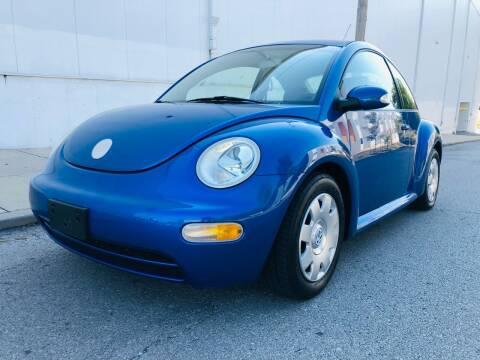 2004 Volkswagen New Beetle for sale at WALDO MOTORS in Kansas City MO