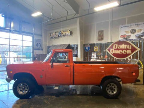 1974 International 200 Eight for sale at Cool Classic Rides in Redmond OR