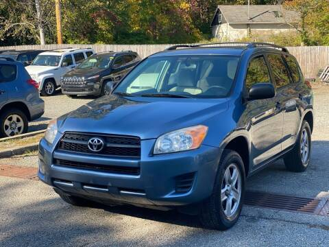 2009 Toyota RAV4 for sale at AMA Auto Sales LLC in Ringwood NJ