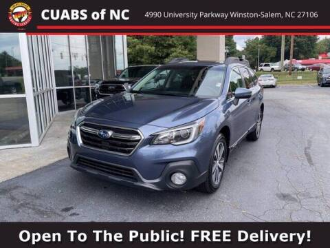 2018 Subaru Outback for sale at Credit Union Auto Buying Service in Winston Salem NC