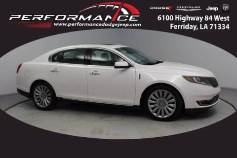 2015 Lincoln MKS for sale at Auto Group South - Performance Dodge Chrysler Jeep in Ferriday LA