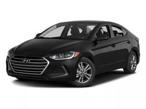 2017 Hyundai Elantra for sale at Jeff D'Ambrosio Auto Group in Downingtown PA