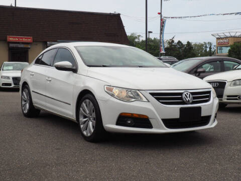 2010 Volkswagen CC for sale at Sunrise Used Cars INC in Lindenhurst NY