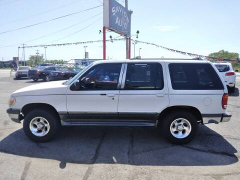1998 Ford Explorer for sale at Savior Auto in Independence MO