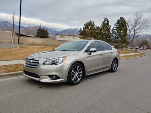 2016 Subaru Legacy for sale at A.I. Monroe Auto Sales in Bountiful UT
