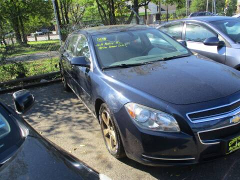 2011 Chevrolet Malibu for sale at City Wide Auto Mart in Cleveland OH