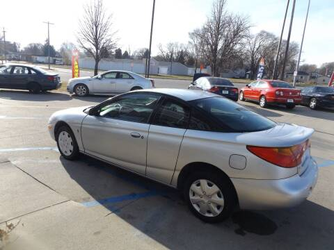 2002 Saturn S-Series for sale at Relaxation Automobile Station in Moorhead MN